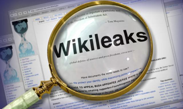 Wikileaks Classified Information Leaked