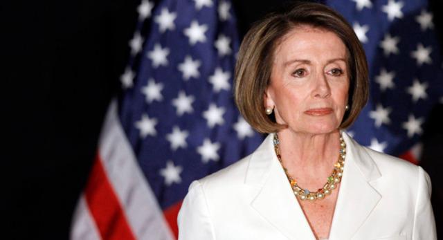 Nancy Pelosi first female house speaker