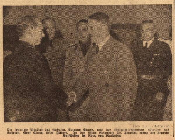 Croatia Joins the Axis Alliance