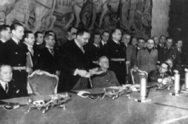 Bulgaria Joins the Axis Alliance