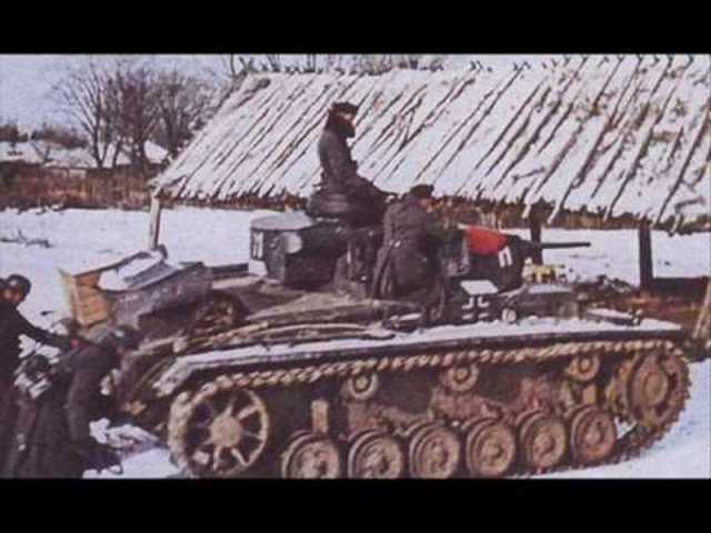 The Axis Alliance (excluding Bulagaria) Attacks the Soviet Union