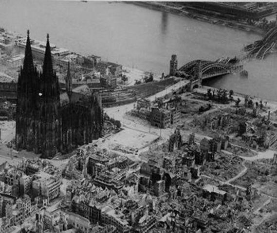 The British Bomb Koln (aka Cologne)