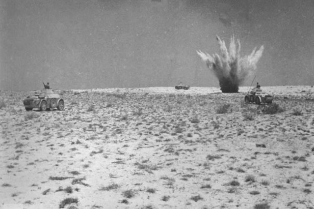 Allies Stop the Axis in Tunisia and End the North African campaign