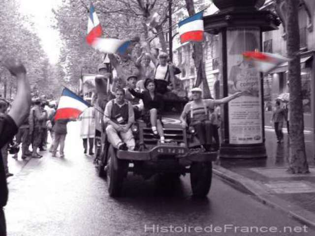 Allies Liberate France, Belgium and the Netherlands