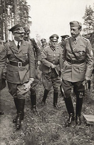 Finland Leaves the Axis Alliance