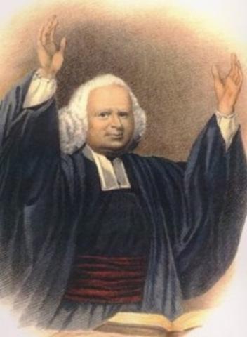 George Whitefield advocates slavery