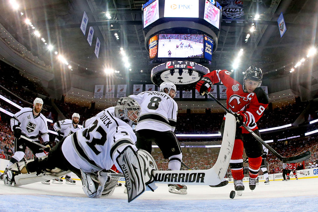 Kings begin cup final with overtime victory