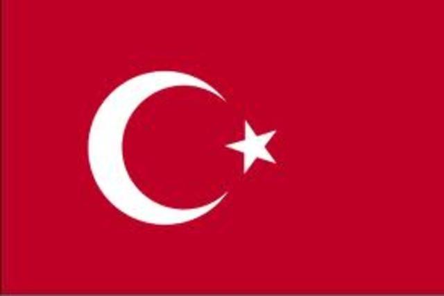 Turkey entered the war