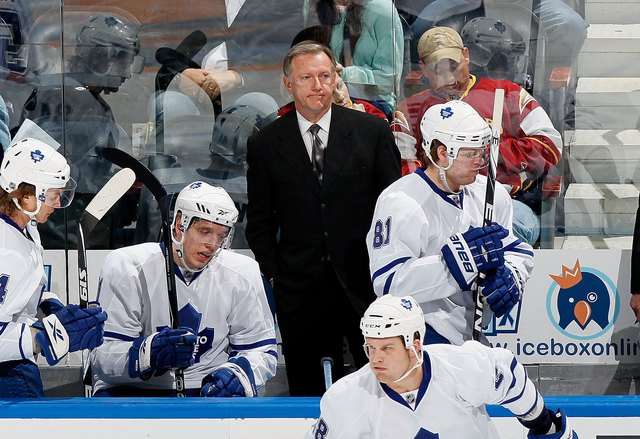 Kessel hints at troubled relationship with coach Ron Wilson
