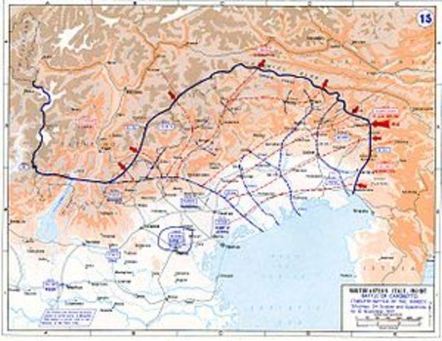 Battle of Caporetto
