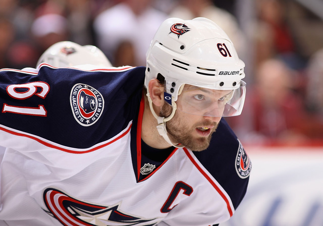 Burke denies any offer on the table for Rick Nash