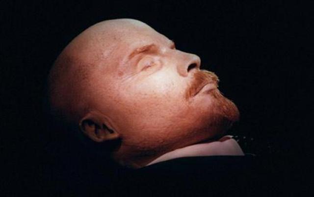 Vladimir Lenin Dies