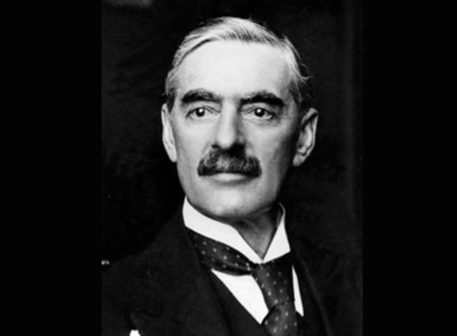 Neville Chamberlain: