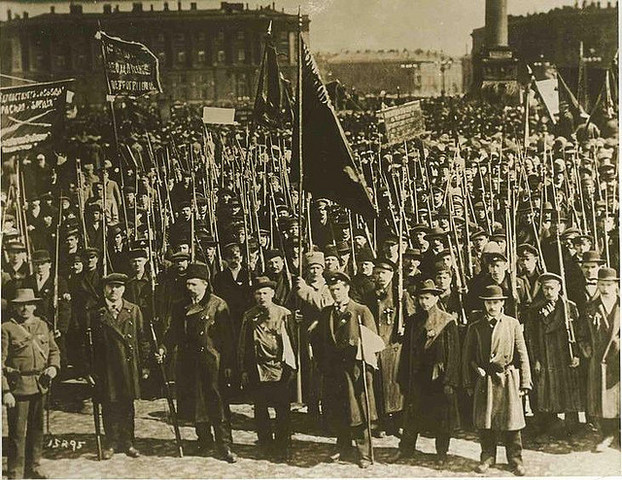 Provisional Government Takes Over