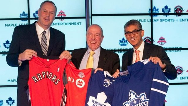 Bell, Rogers team up to purchase stake in MLSE