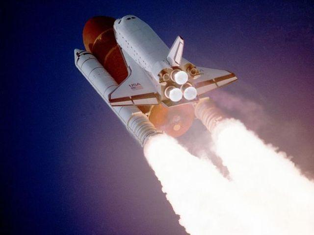 Space shuttle Atlantis program