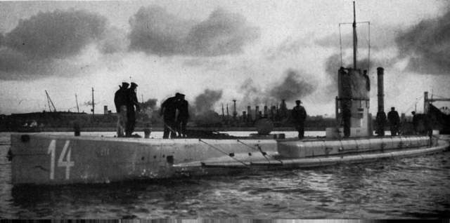 Submarine Warfare