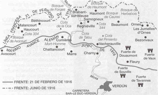 Batalla de Verdún
