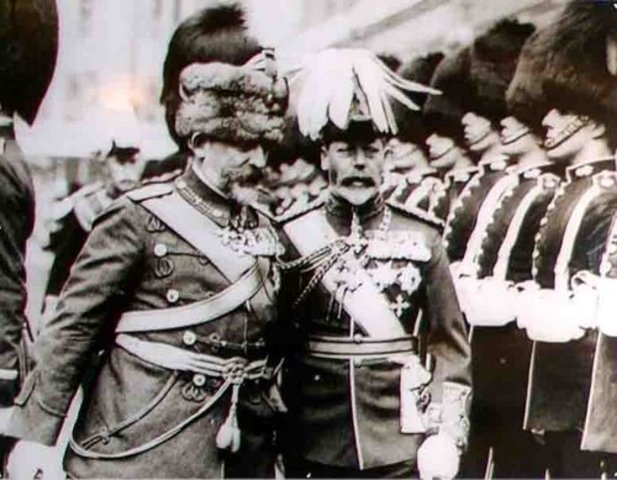 Rumanía entra en la guerra.