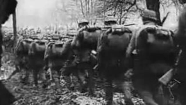 El general Maunoury sufría un violento ataque alemán