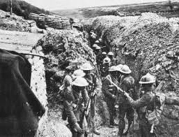 Estalla la I Guerra Mundial