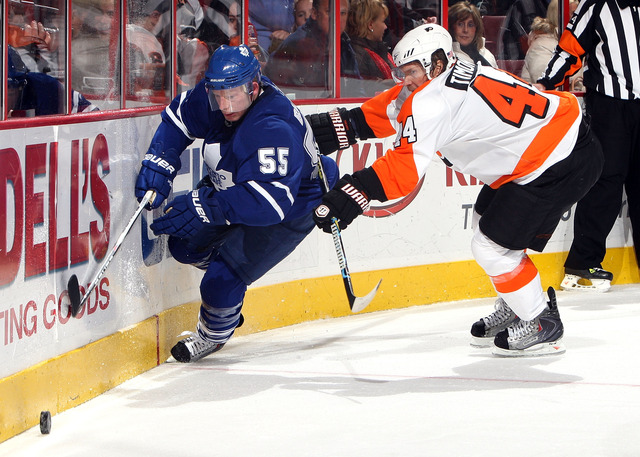 Leafs find a taker for huge Blake contract