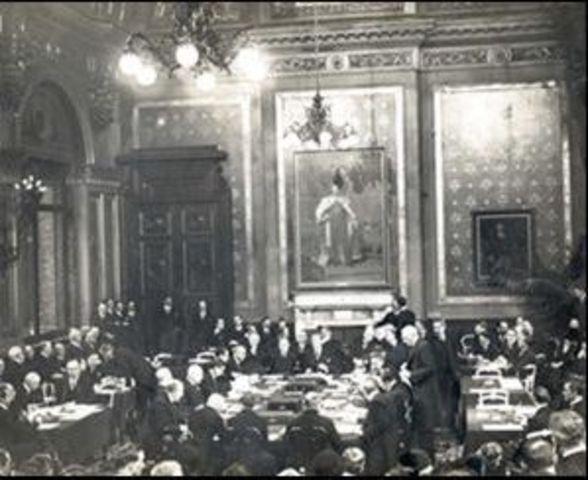 Firma Acuerdos de Locarno