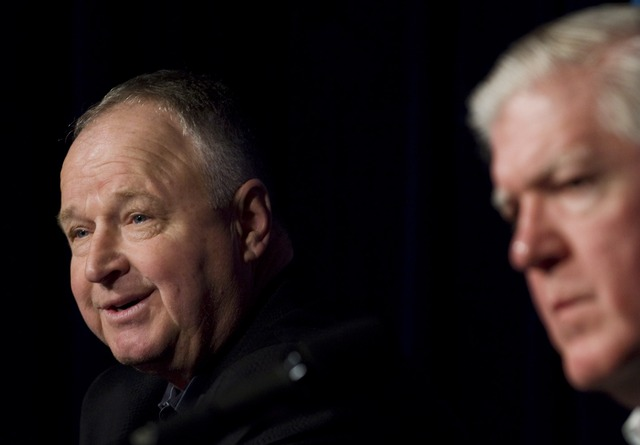 Burke turns to Carlyle to help ailing Leafs