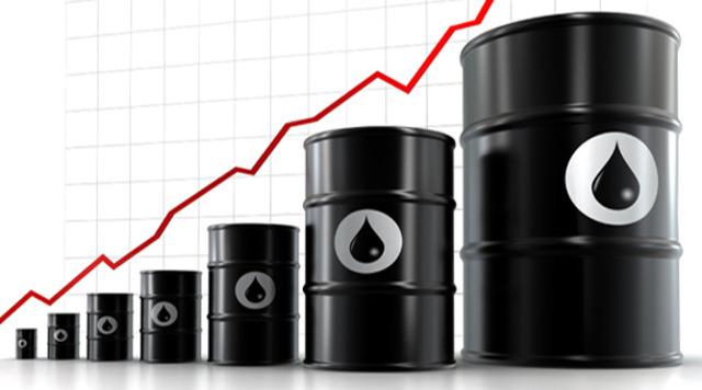 Alza de precio historico del petroleo