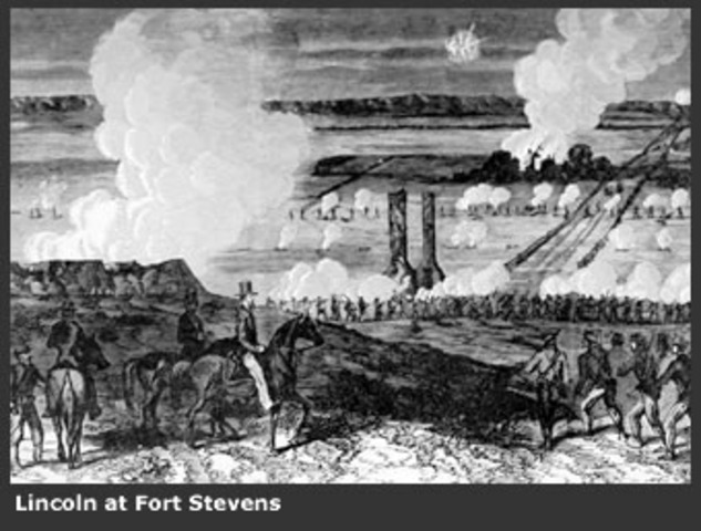 Confederate Soliders Make their way to Washington, D.C.
