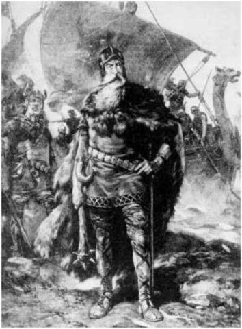 chef Rollon fond la Normandie