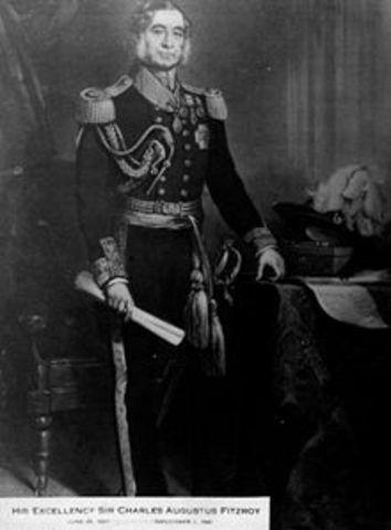 Governor Fitzroy