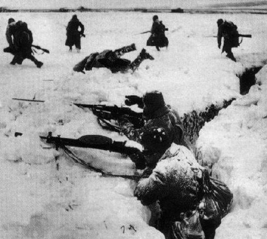 Invasión de la URSS. Operación Barbarroja.