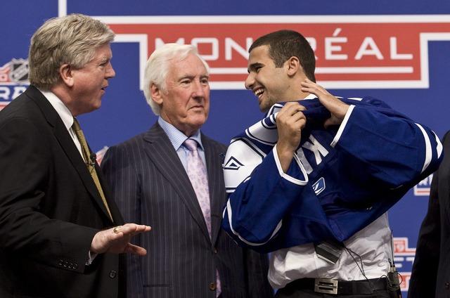 Leafs select Kadri