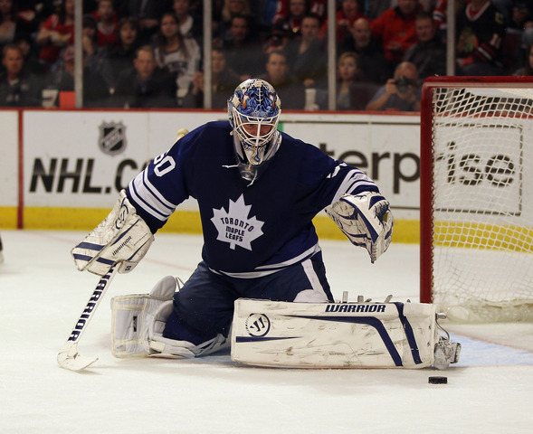 Leafs looking good to finally make playoffs