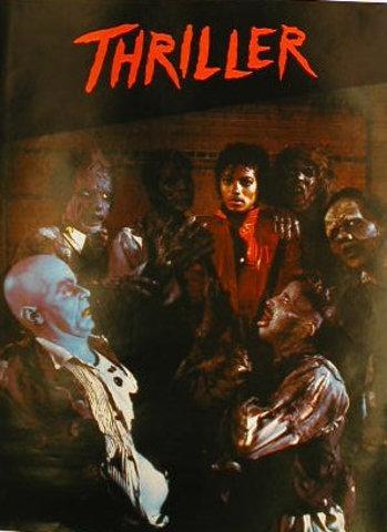 MJ's Hit: Thriller