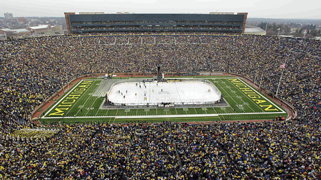 Leafs, Red Wings to faceoff at 2013 Winter Classic