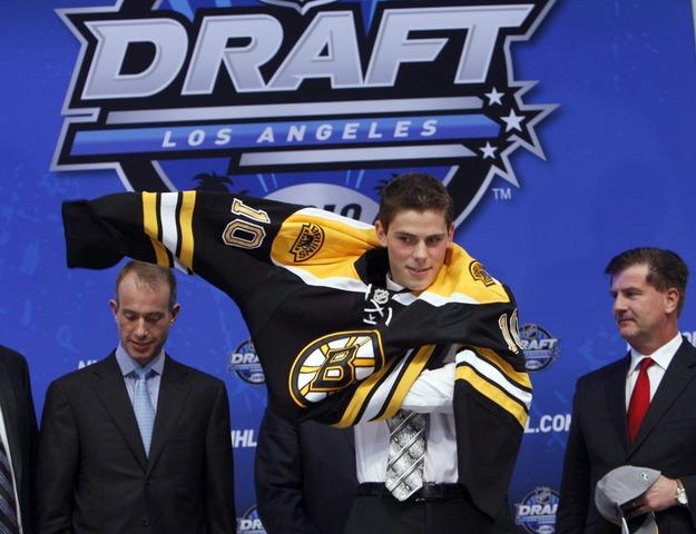 Bruins draft Seguin