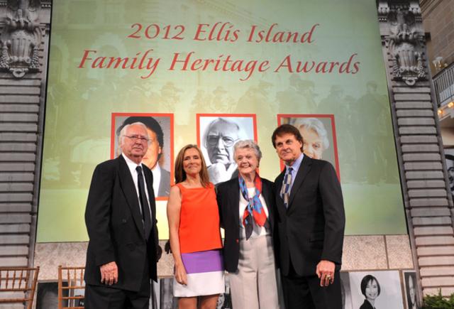 Ellis Island Family Heritage Awards
