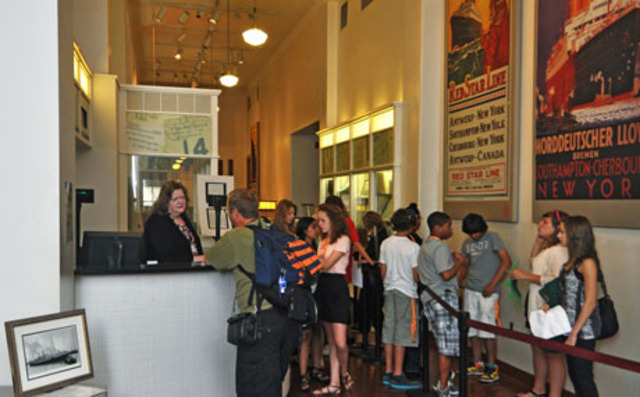 The American Family Immigration History Center