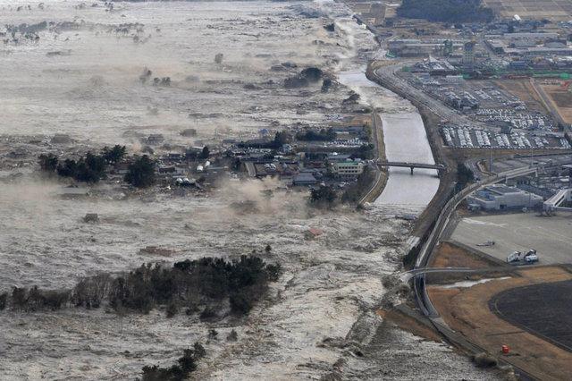 Terremoto y Tsumani en Japón