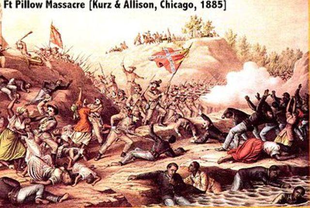 Battle of Fort Pillow