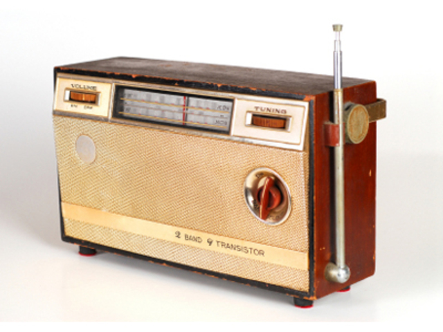 The Smaller Radio