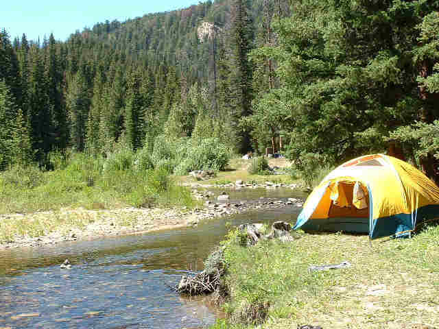 5th grade camping trip