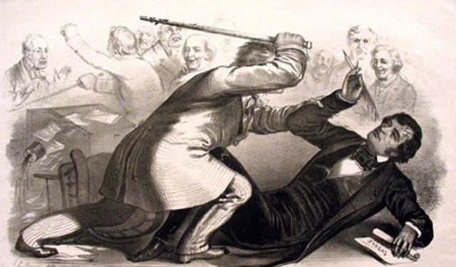 The Sumner-Brooks Affair