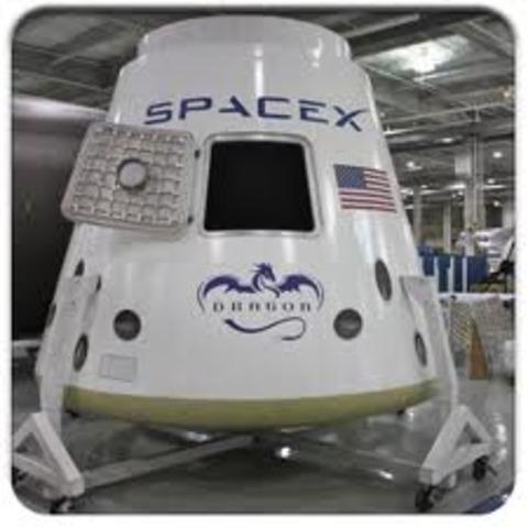 Vuelo comercial al espacio