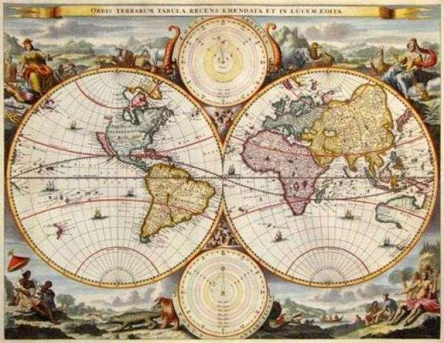 Nacimiento de la Ruta que Unió Asia y Amperica