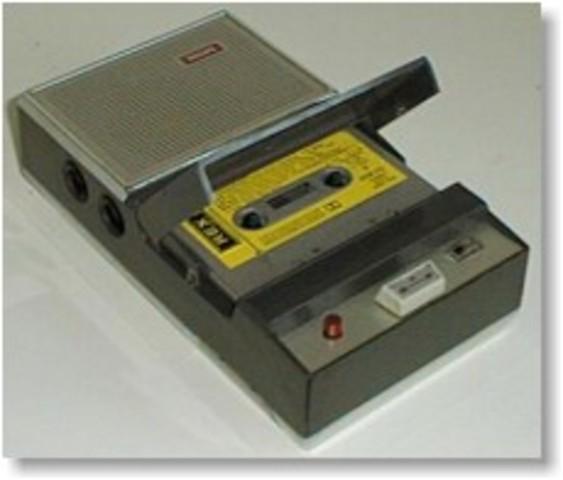 First Digital Cassette Recorder