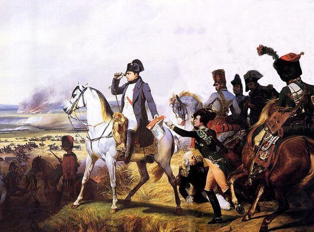 Battle of Wagram Commences
