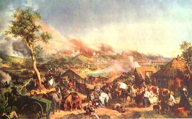 Battle of Smolensk Commences